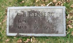 """Cornelius Bertram """"C. B."""" Isenberg"""