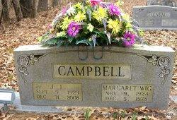 """Margaret """"Wig"""" <I>Gilleylen</I> Campbell"""