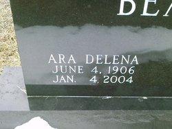 Ara Delena <I>Christmas</I> Beard