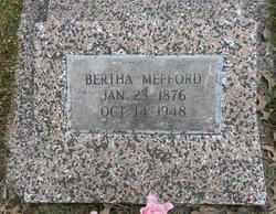 Eliza Bertha <I>Seed</I> Mefford