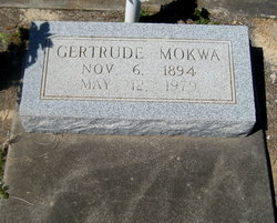 Gertrude <I>Kozielski</I> Mokwa