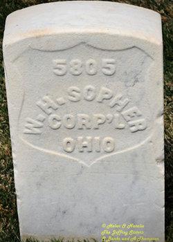 Corp William H Sopher