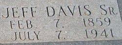 "Jefferson Davis ""Jeff"" Roberts, Sr"
