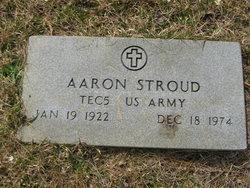 Aaron Teeny Stroud