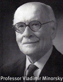 Vladimir Fyodorovich Minorsky