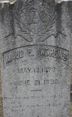Maude E. Andrews