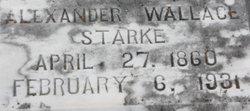 Alexander Wallace Starke