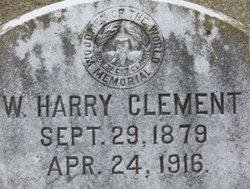 W. Harry Clement