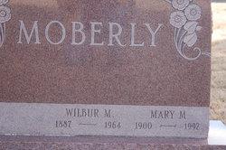 """Mary Margaret """"Mamie"""" <I>Ruth</I> Moberly"""