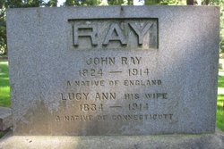 Lucy Ann Ray