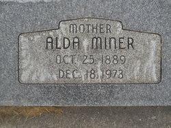 Alda <I>Miner</I> Alleman