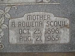 Rowena <I>Scovil</I> Allan