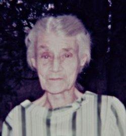 Mary Nellie <I>Fitzpatrick</I> Harvey
