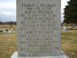 Henry Micral Holzbach