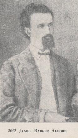 James Badger Alford