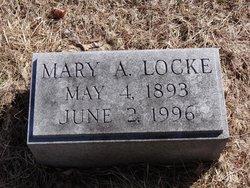 Mary S <I>Alexander</I> Locke