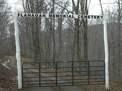 Flanagan Memorial Cemetery