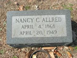 Nancy Catherine <I>Woodburn</I> Allred