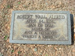 Robert Hall Allred
