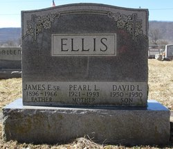 James Edward Ellis, Jr