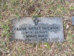 Frank Moses McCann
