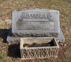 "John Edward ""Jack"" Barber"
