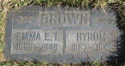 Hyrum Brown