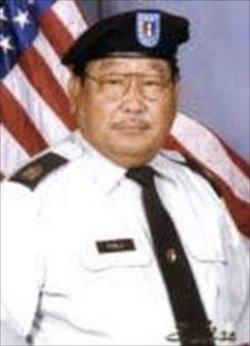 Sgt Maj Juan Ojeda Pablo