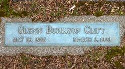 Glenn Burlison Clift