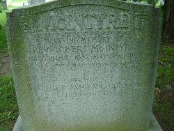 Harriet Jane <I>Richardson</I> McIntyre