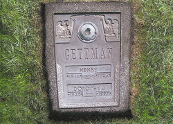 Dorothy Jean <I>Wissen</I> Gettman