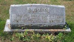 Edna B. <I>Curtin</I> Bowman