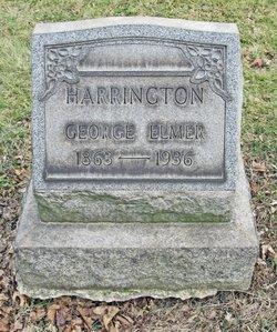 George Elmer Harrington