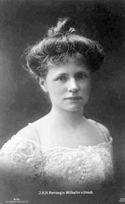 Amalie Marie von Bayern und Urach