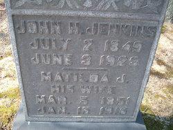 John H Jenkins