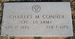 Charles Montgomery Conner