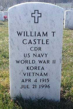 William T Castle