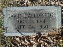 David Enoch Alldredge