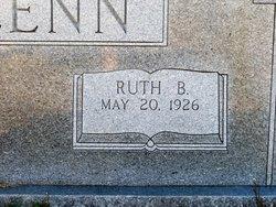 Ruth <I>Bolick</I> Glenn