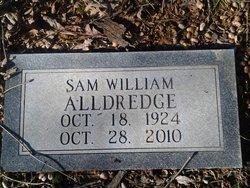 Sam William Alldredge