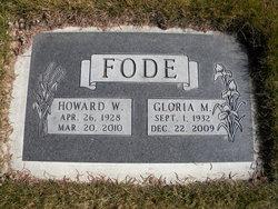 Gloria M <I>Hays</I> Fode