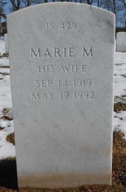 Marie Mae <I>Glover</I> Faust