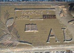 Frances <I>Rogers</I> Allen