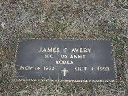 "James F. ""Jim"" Avery"