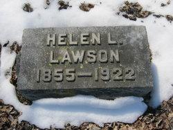 Helen L <I>Westerman</I> Lawson