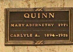 Carlyle A Quinn