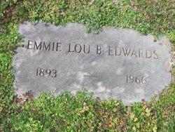 Emmie Lou <I>Bagwell</I> Edwards