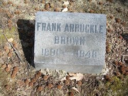 Frank A Brown