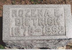 Rozena E. Dietrich