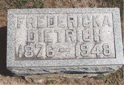 """Fredericka """"Ricki"""" Dietrich"""